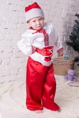 Карнавальный костюм Козак на мальчика 104-122 р.