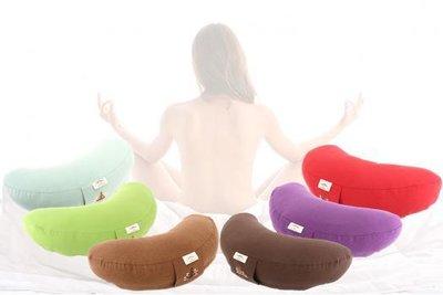 Подушка для медитации и йоги с гречневой шелухой