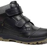 Ботинки Сказка арт.8136-BK зима, черный Зимние ботинки для мальчиков.
