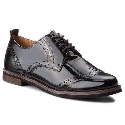 f52d291d3052be Шикарні шкіряні туфлі-оксфорди Caprice, Німеччина-Оригінал: 1695 грн ...