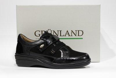 Шикарні шкіряні туфельки Grunland, Італія-Оригінал