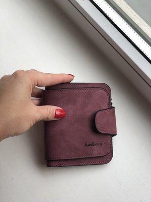 Кошелек Baellerry Forever mini exclusive color burgundy