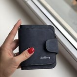 Кошелек Baellerry Forever mini exclusive color dark blue