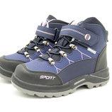 Ботинки для девочки 33-38 размеры, зима