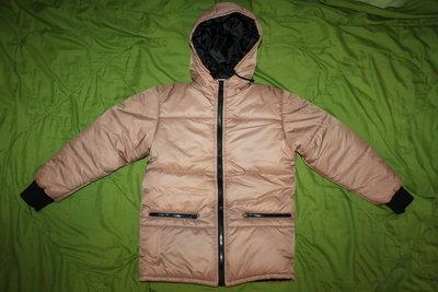 Зимняя куртка для мальчика р.128