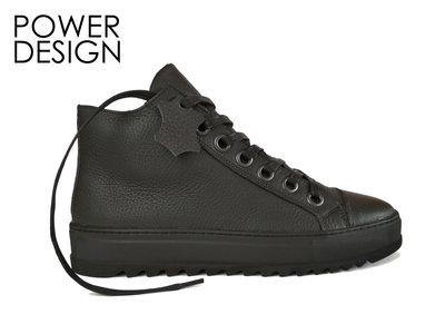Зимние ботинки кеды утепленные кроссовки Power Design Fjord шерсть