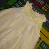 Лето Воздушное нарядное F&F платье Пышное Нежное Платье очень красивое, нарядное и при этом очен