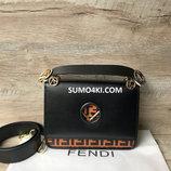 Женская сумка сумочка клатч Fendi Фенди жіноча сумка