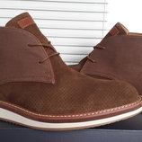 Tommy hilfiger 45 ст. 29.5 см кожаные ботинки оригинал