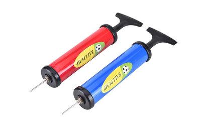 Ручной насос для велосипедов и мячей Ball Pump 1701 4 цвета