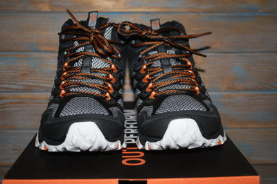 Мужские ботинки Merrell Moab FST Mid Hiking Boots - Waterproof