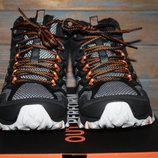 Мужские ботинки Merrell Moab FST Mid Hiking Boots - Waterproof