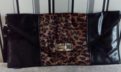 5677167d1737 Клатч леопардовый: 150 грн - клатчи и маленькие сумки miss selfridge ...