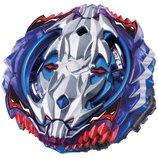 Игра запускалка Beyblade/ Бейблейд B-118 Вайс Леопард синий SB