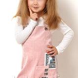 Сарафан для дівчинки розміри 98-104-110-116см