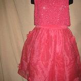 Яркое платье Некст 9л,