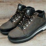 Кожанные зимние ботинки New Balance 754