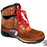Columbia sportwear кожа зима ботинки 44 р оригинал