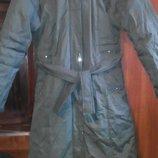 Пальто зимнее 38 р