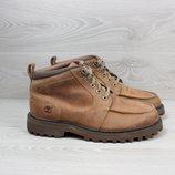 Кожаные мужские ботинки Timberland оригинал, размер 42 - 43