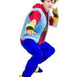 Бейблейд Beyblade карнавальний костюм аніматорів аниматоров