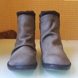 Стильные ботиночки FLY London из кожи.