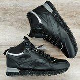 Зимние мужские кроссовки Reebok Classic