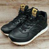 Мужские зимние ботинки кроссовки New Balance 574