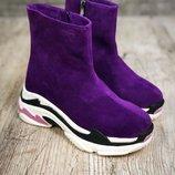 Ботинки в стиле B lenciaga.