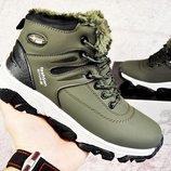 Ботинки зимние Situo Sport dark green