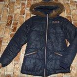 куртка лыжная зимняя 9-14лет YIGGA тополино зима еврозима сток бирка большой выбор одежды 1-16лет