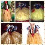 Карнавальный костюм принца платье принцессы белль эльзы снеговик гном