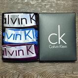 Набор из 3 трусов Calvin Klein в коробке