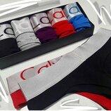 Женский набор 5 трусов Calvin Klein стринги