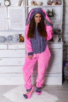 56846cc64762b Женская махровая цельная пижама 122 Кигуруми в расцветках.: 1100 грн ...