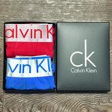 Женский набор 2 трусов Calvin Klein шортики