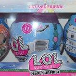 Набор кукол LOL сюрприз, 3 жемчужины