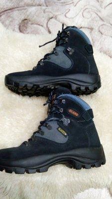 Olang olantex замша трекінгові ботинки39 р по ст 25.5 см непромокаючі супер стан