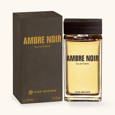 Туалетная Вода - Ambre Noir / Черная Амбра, 100 мл - Ив Роше