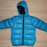 Стильная и теплая куртка нм из германии. р 110