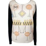 Оригинальный свитер с добавлением шерсти и кашемира Paolo Casalini