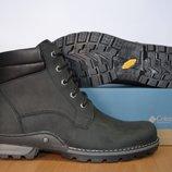 Зимние кожаные.ботинки .