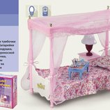 Набор кукольная спальня 2314 Глория