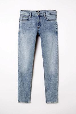 Мужские джинсы от H&M. Размер w 30 l 32. Slim фасон, стандартная посадка. Джинсы тянутся. Состав т