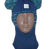 Шапка -шлем зимняя