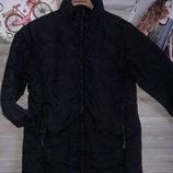 Staccato Фирменная удлиненная куртка по фигуре Деми. р Л