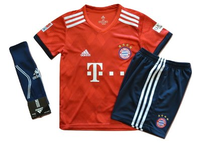 Футбольная форма Фк Бавария Мюнхен FC Bayern Munchen 2018/19 Гетры Бавария Мюнхен