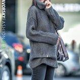 Трендовый свитер ,4 цвета