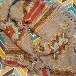 Крутой новый теплющий шарф от ZARA
