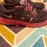 Крутые кроссовки от NIke Free Run 2, размер 38.5